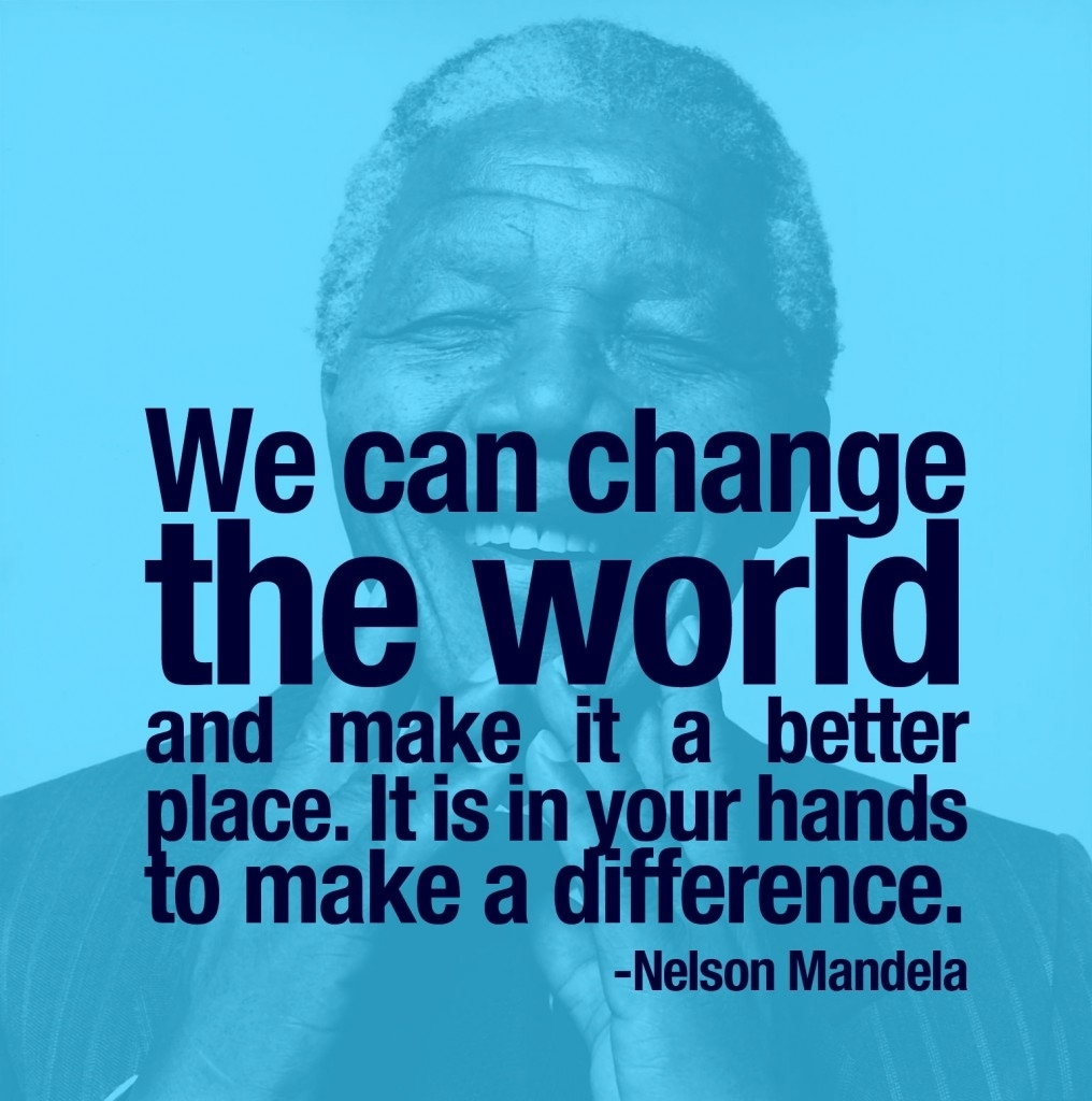 Quote Make A Difference Quotes About Making A Difference ...